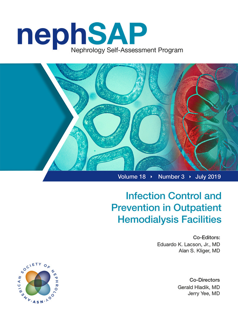 Infection Control and Prevention in Outpatient Hemodialysis Facilities